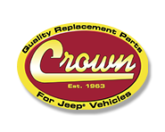 Jeeper Store revendeur officiel Crown Automotive - Pièces Jeep